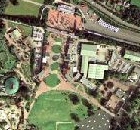 Alton Towers Satellite Photograph
