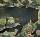 Kielder Water Aerial Photograph