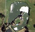 Leeds Castle Aerial Photograph