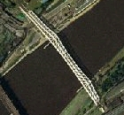 New Tyne Bridge Aerial Photo